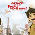[Recenzja] Attack of the Friday Monsters – A Tokyo Tale!