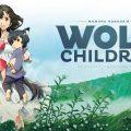 [Anime] Wilcze dzieci – jak wychować małe wilczęta?