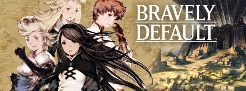 [Recenzja] Bravely Default – oldschoolowy jRPG w świeżej odsłonie
