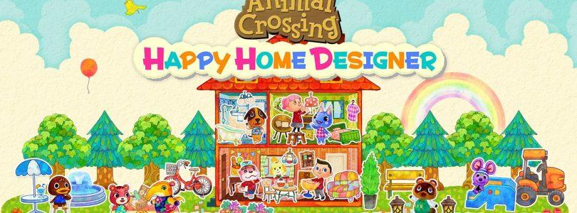 [Recenzja] Animal Crossing Happy Home Designer – zaprojektuj wioskę marzeń!