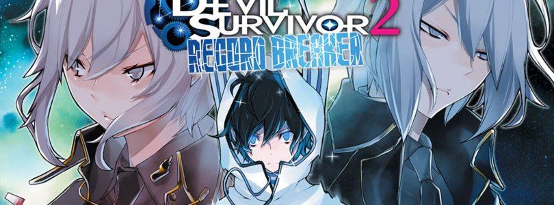 [Recenzja] Shin Megami Tensei: Devil Survivor 2 Record Breaker – uratuj świat w 7 dni!