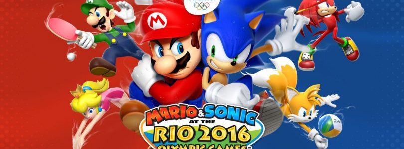 [Recenzja] Mario & Sonic at the Rio 2016 Olympic Games – letnie igrzyska spod znaku N