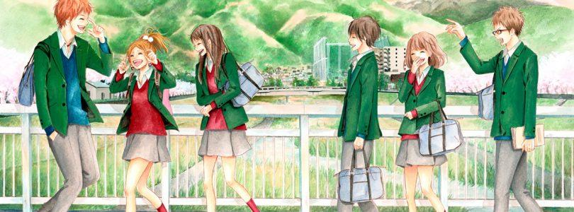 [Manga] Orange – niebanalna podróż do przeszłości