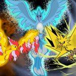 [Konkurs zakończony] Legendarne Pokémony - Ptaki