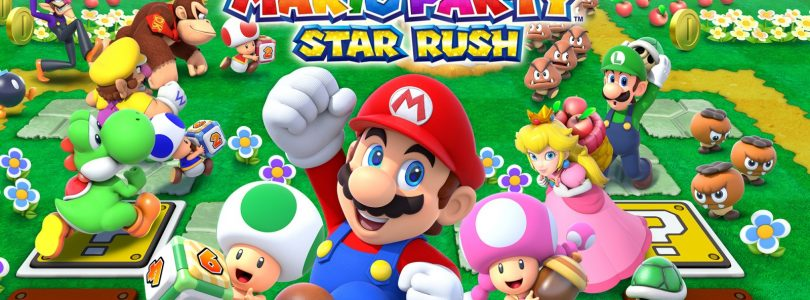 [Recenzja] Mario Party: Star Rush – gwiazdkowy zawrót głowy