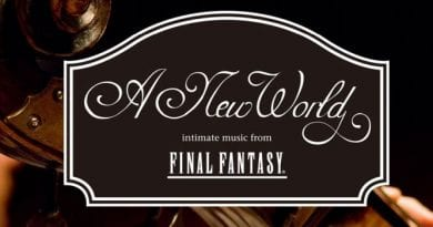 [Relacja] A New World: Intimate music from Final Fantasy