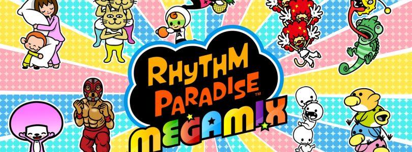 [Recenzja] Rhythm Paradise Megamix – dziwnie, kolorowo i rytmicznie