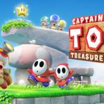 [Recenzja] Captain Toad: Treasure Tracker - przygody małego grzybka