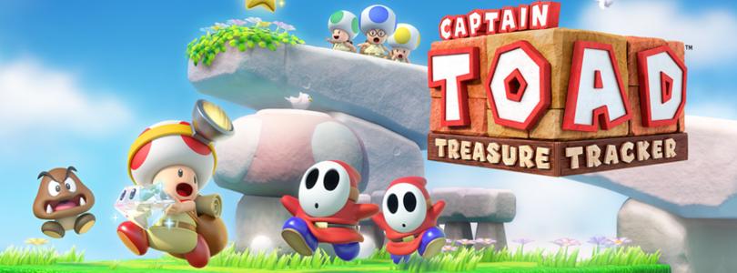 [Recenzja] Captain Toad: Treasure Tracker – przygody małego grzybka