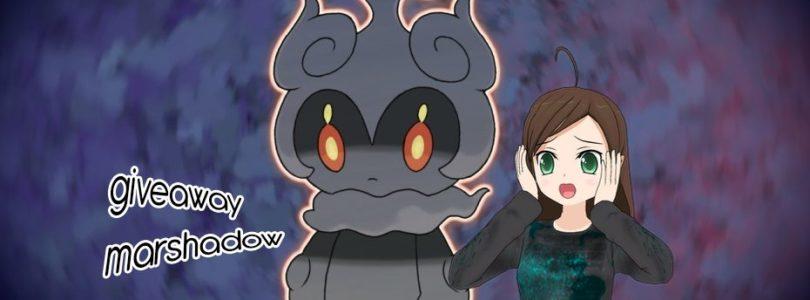 [Giveaway zakończony] Kody na Pokémona Marshadow