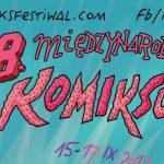 [Relacja] Międzynarodowy Festiwal Komiksu i Gier 2017