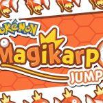 [Recenzja] Pokémon Magikarp Jump - wciągająca, bo prosta