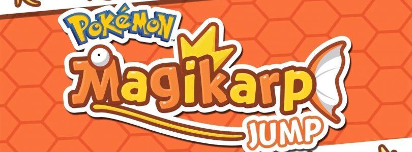 [Recenzja] Pokémon Magikarp Jump – wciągająca, bo prosta