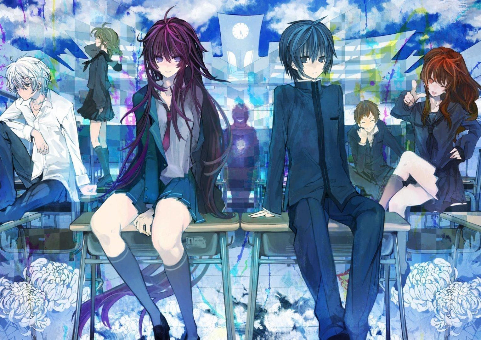 [Light Novel] Zerowa Maria i Puste Pudełko - escape room w książkowym wydaniu