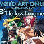 [Recenzja] Sword Art Online RE: Hollow Fragment - dalsze losy Kirito w świecie morderczej gry