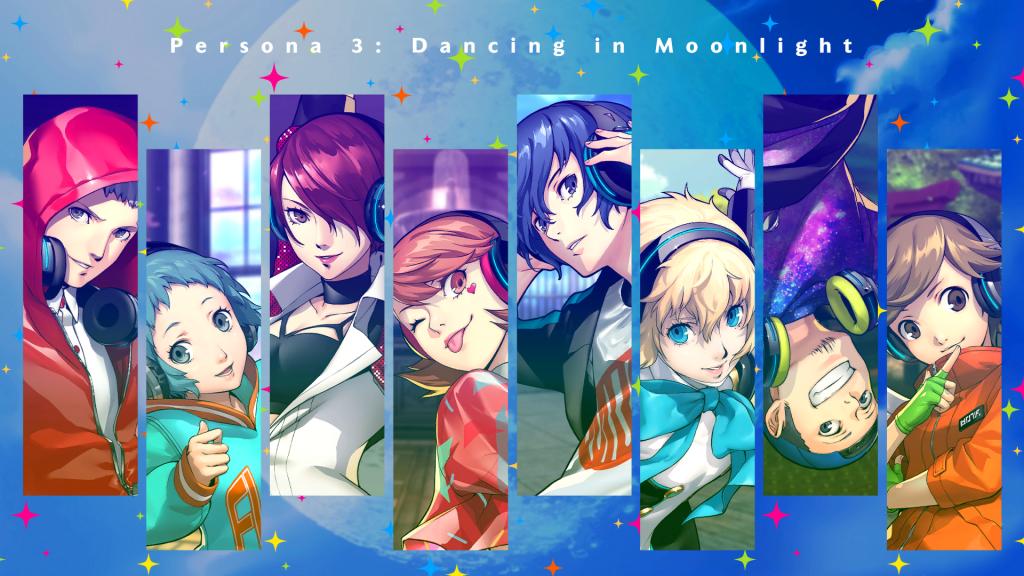 [Szort] Nowe tańczące Persony, hit czy niekoniecznie - Persona-3_-Dancing-in-Moonlight-Demo_20181118134653-1024x576