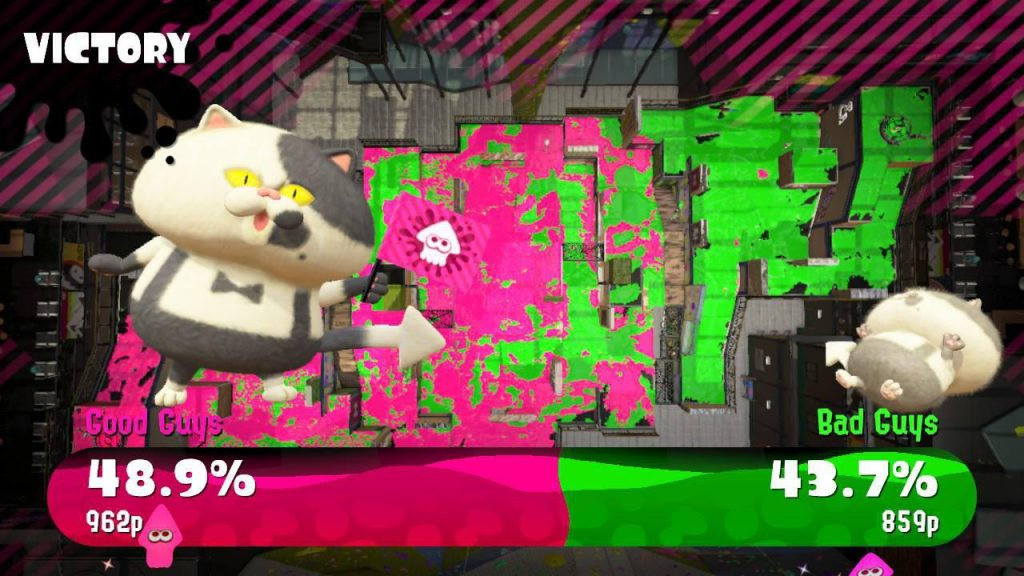 [Recenzja] Splatoon 2 - what's left after the hype is gone? - photo_2018-11-12_16-17-55-1024x576