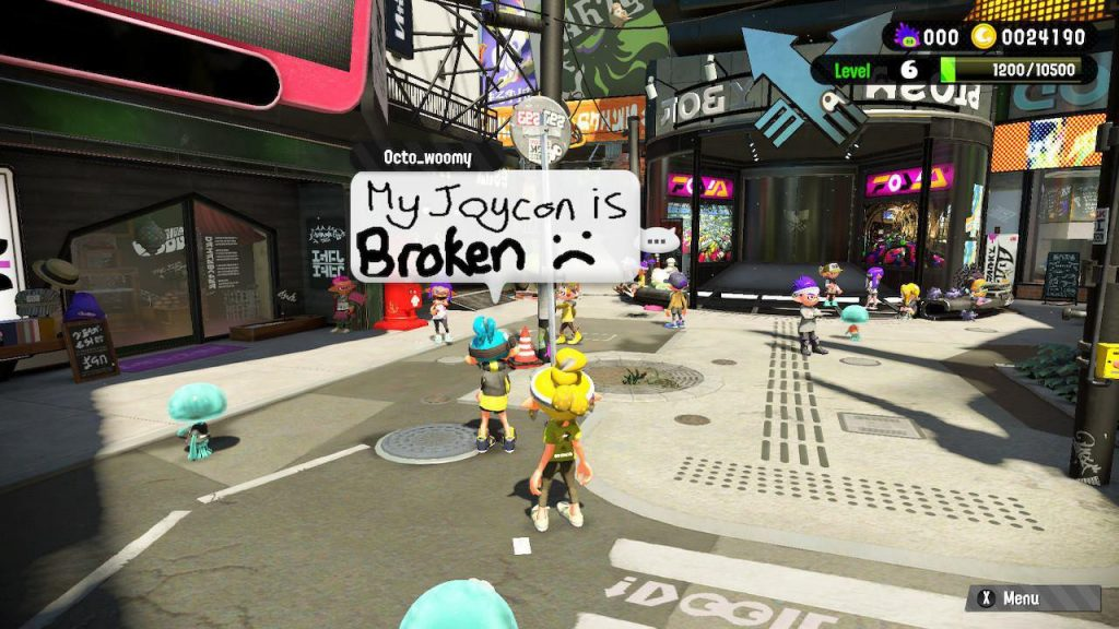 [Recenzja] Splatoon 2 - what's left after the hype is gone? - photo_2018-11-12_16-18-14-1024x576