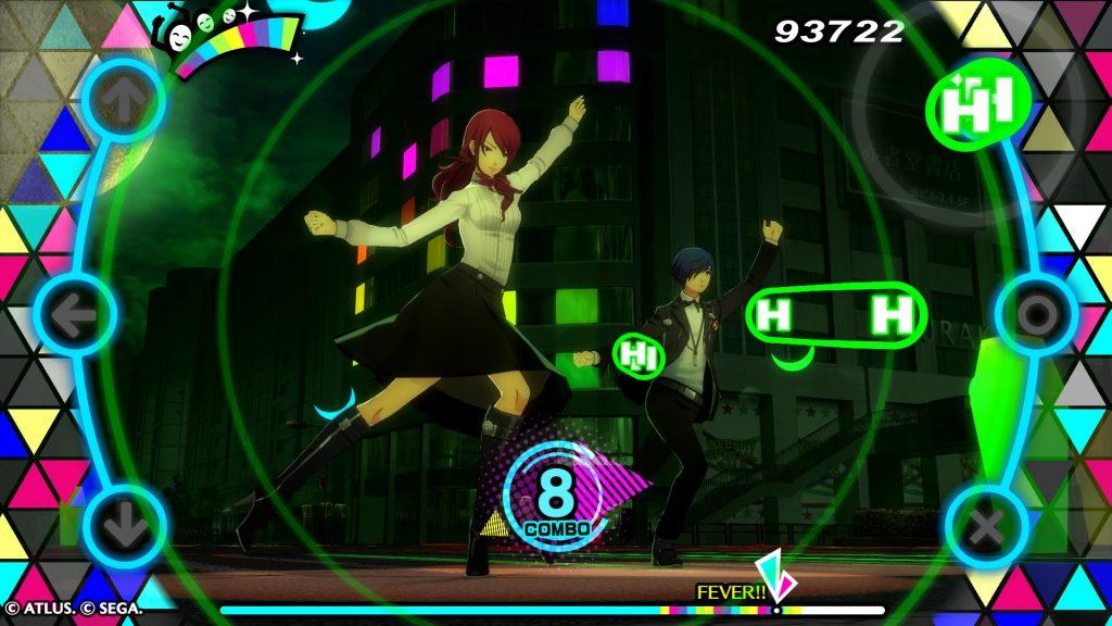 [Recenzja] Persona: Endless Night Collection, dwie gry, dwa światy, jeden cel - Persona-3_-Dancing-in-Moonlight-Demo_20181118140050-1024x576