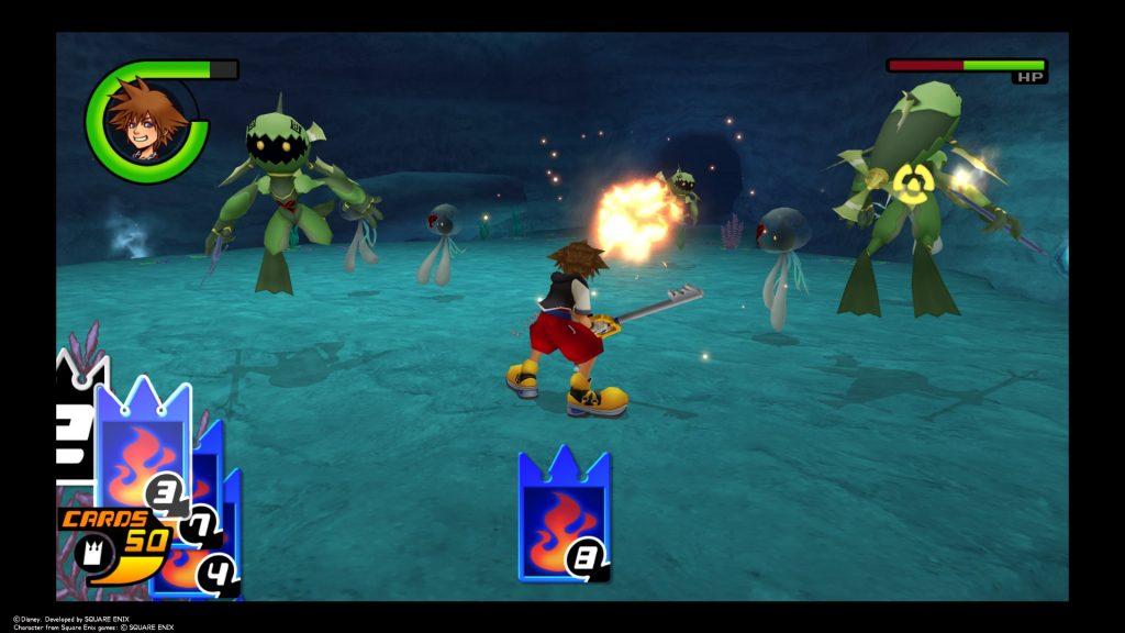 [Recenzja] Kingdom Hearts HD 1.5 + 2.5 Remix, tak zaczęła się legenda - część I - KINGDOM-HEARTS-HD-1_52_5-ReMIX_3-1024x576