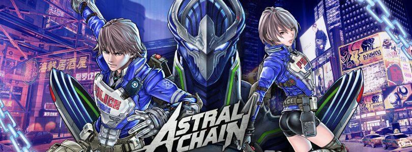 [Recenzja] Astral Chain, jeden by nimi rządzić…